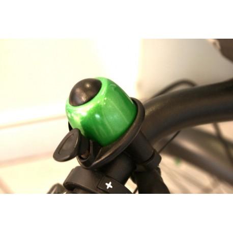 smart ebike Klingel grün