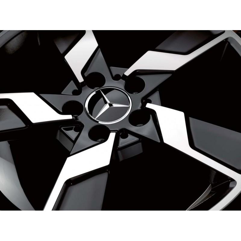 4x original mercedes benz nabendeckel radnabenabdeckung for Mercedes benz 4 x 4
