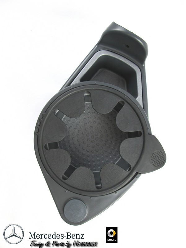 original smart fortwo coupe cabrio 450 getr nkehalter in. Black Bedroom Furniture Sets. Home Design Ideas
