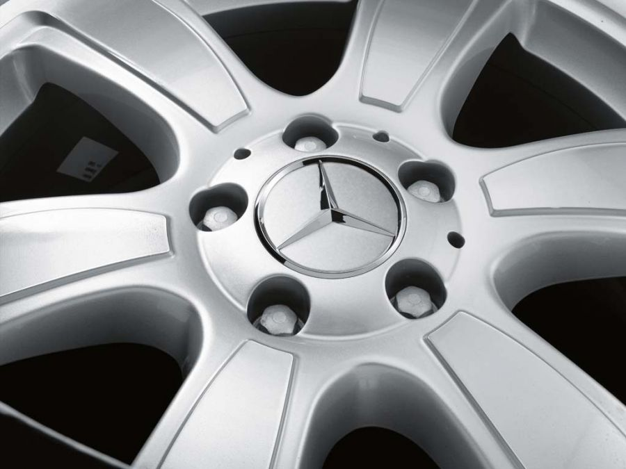 4x genuine mercedes benz wheel hub cover cap cap for for Mercedes benz wheel covers