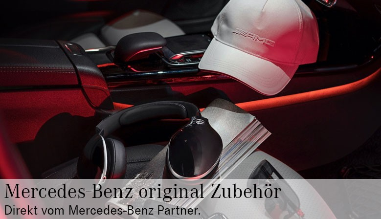 Mercedes-Benz original Zubehör